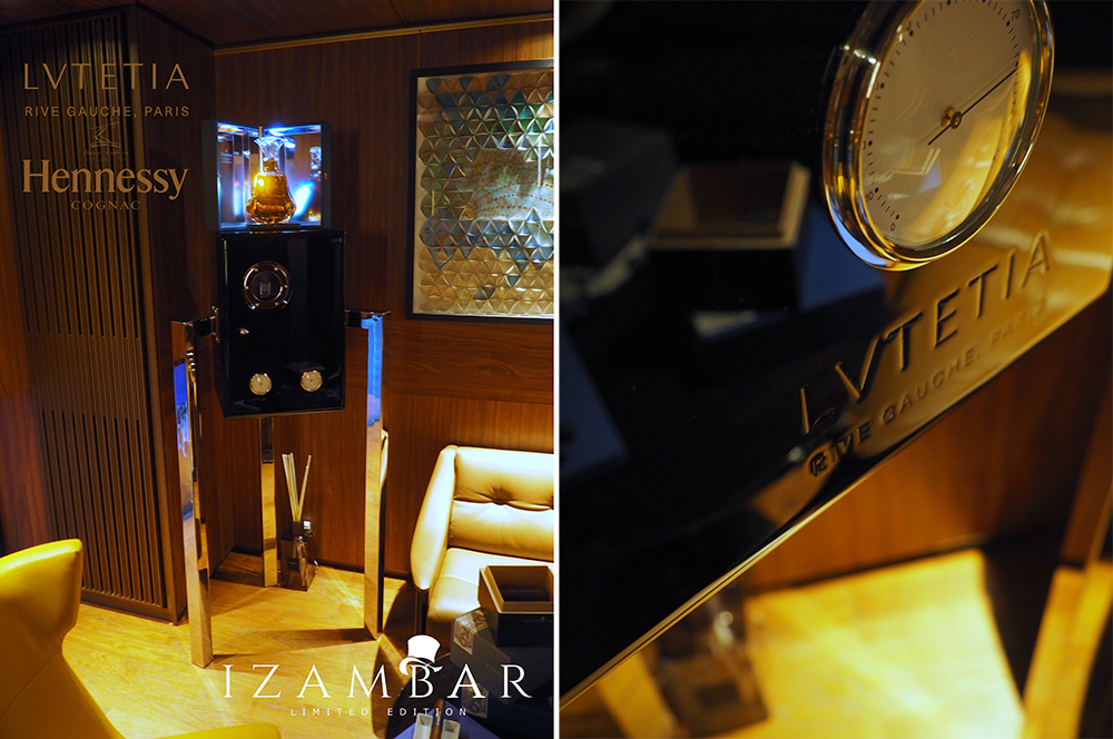Bilder von Izambar / pictures courtesy izambarcigars.com